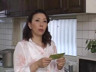 Asian Sexy MILF used by a younger male stud